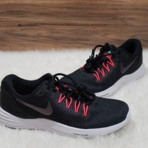 New Nike Lunar Apparent Black Running Shoes